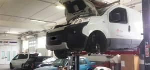 Officina autorizzata Fiat Lancia Alfa Romeo